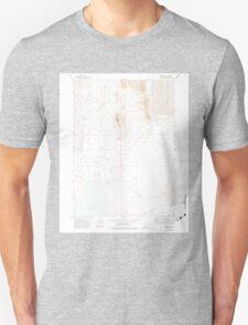 USGS Topo Map Oregon Andrews 278846 1971 24000 Unisex T-Shirt