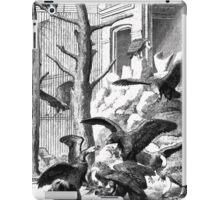 Heinrich Leutemann Die Gartenlaube 1864 b 165 iPad Case/Skin