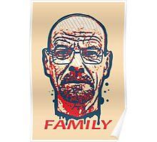 Family Heisenberg Poster