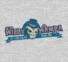 Willy Wampa One Piece - Long Sleeve