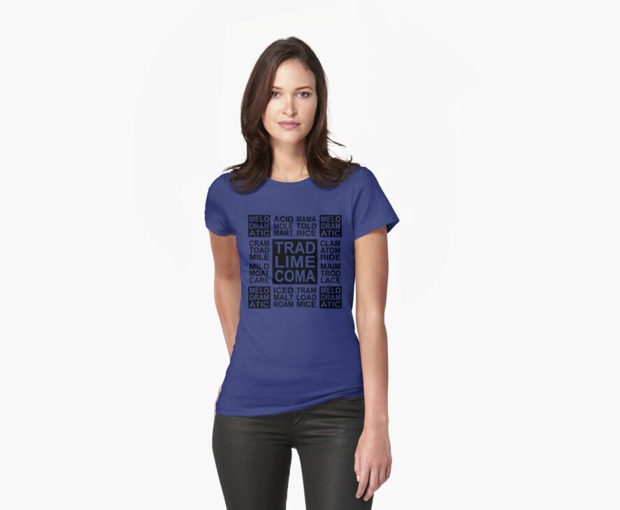 Melodramatic T-Shirt by Bjondon
