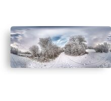 Tranquility 360 Canvas Print