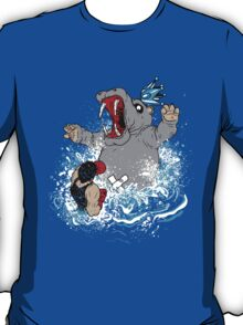 wrong Hippo T-Shirt