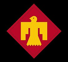 45th Infantry Brigade Combat Team (United States) by wordwidesymbols