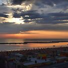 Sunrise on the beach to Viserbella by ambra2italy