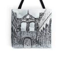 The Ruins of Kirkstall Abbey Tote Bag
