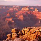 AZ Grand Canyon Sunset-1 by Judi FitzPatrick