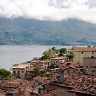 Limone City Skyline by Brendan Schoon