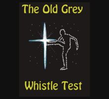 Whistle Test nostalgia by Margaret Sanderson