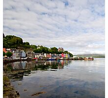 Tobermory,Isle of Mull Scotland Photographic Print