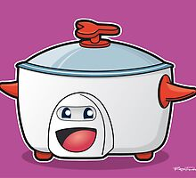 Japanese Rice Cooker by registrento