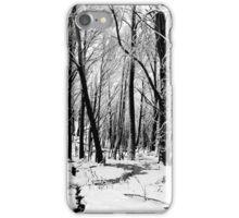 Lake Mountain, Victoria iPhone Case/Skin