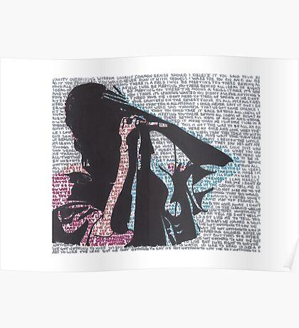 Julian Casablancas- Alternative Poster