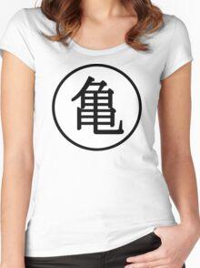 GOKU WISDOM Women's Fitted Scoop T-Shirt