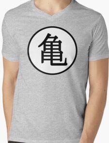 GOKU WISDOM Mens V-Neck T-Shirt