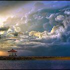 Tanjung Benoa Bali Sunrise by Trevor Murphy
