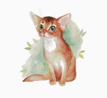 Ginger kitten One Piece - Short Sleeve