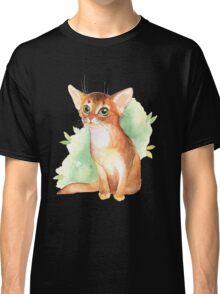 Ginger kitten Classic T-Shirt