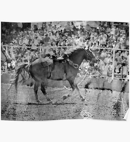 Olden Rodeo - Molalla Buckeroo  Poster