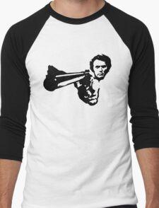 a dirty harry t-shirt Men's Baseball ¾ T-Shirt