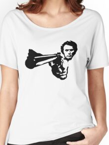 a dirty harry t-shirt Women's Relaxed Fit T-Shirt