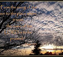 The Name Of The Lord by Glenn McCarthy