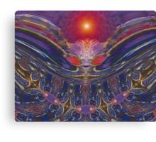 Spacedevil Canvas Print
