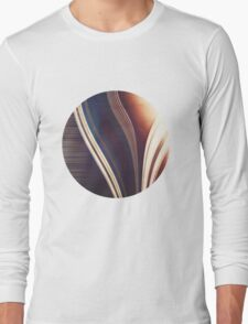 Lines/Abstract 7.1 Long Sleeve T-Shirt