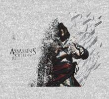 Assassin's Black Flag Kids Tee