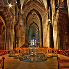 Lichfield Minster by Elaine123