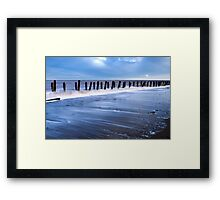 Sea Guardians  Framed Print