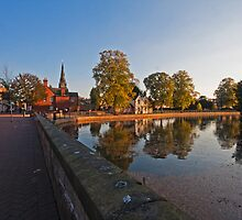 Lichfield Pool Mill by Elaine123
