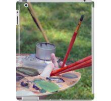 Artist Palette iPad Case/Skin