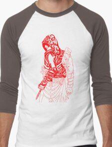 Assassins Creed Tribal Men's Baseball ¾ T-Shirt