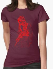 Assassins Creed Tribal Womens Fitted T-Shirt