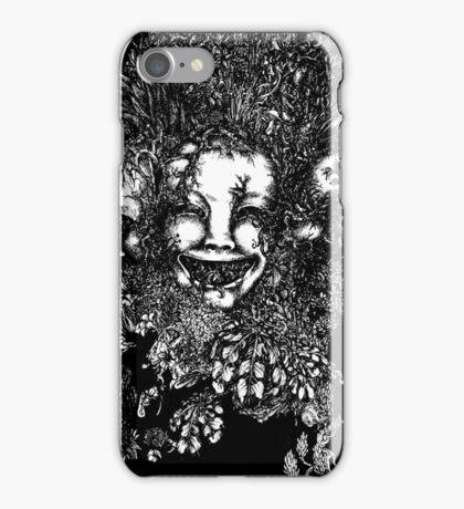 3 Faced Joker iPhone Case/Skin