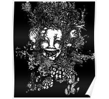 3 Faced Joker Poster