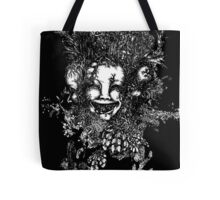 3 Faced Joker Tote Bag