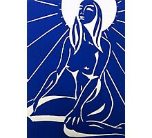 Mary the Immaculate Photographic Print