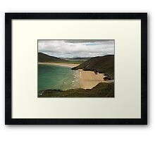Rossan Bay 2 Framed Print