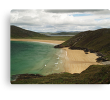 Rossan Bay 2 Canvas Print