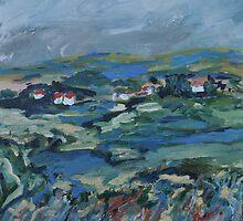 Tiered - 2 by Julie-Ann Vellios