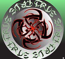 Stay true Symbiotogram  by Jerry Crow