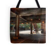 Lower Michigan Avenue Tote Bag
