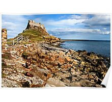 Lindisfarne Castle Poster