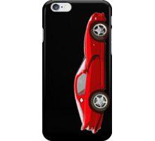 Dodge viper red _edited version cartoon iPhone Case/Skin