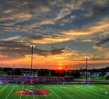 Friday Night Lights by Matt Erickson