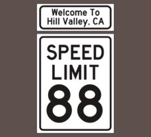 Hill Valley Speed Limit by Christopher Bunye
