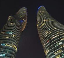 Towers by franceslewis
