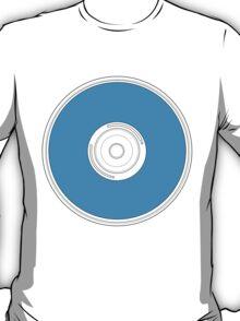 CD cyan T-Shirt